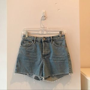 Topshop High Rise Shorts NWT